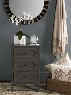 Safavieh American Homes Collection Rosaleen Grey Side Chest
