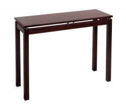 Winsome Wood Linea Console Table, Espresso