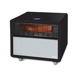 Crane USA Infrared Heater, Black