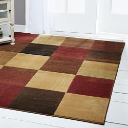 Home Dynamix Catalina Brookings Area Rug | Classic Living Room Rug | Minimalist Geometric Patter ...