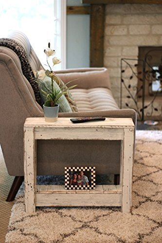 White End Table