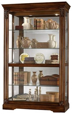 Howard Miller 680-473 Ramsdell Curio Cabinet