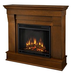 Real Flame 5910E Electric Fireplace, Small, Espresso