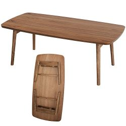 AZUMAYA Folding Coffee Center Table TAC-229