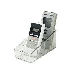 Remote Control Organizer Media Storage Office Desk/Medicine Cabinet/Makeup Organizer, Name Card  ...