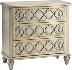 Stein World Furniture Naomi Chest, Distressed Silver