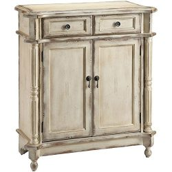 Stein World Furniture Heidi Accent Chest, Antique White