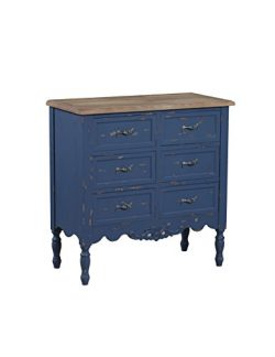 Powell 14A2056B Piper Hall Chest, Blue
