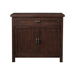 Picket House Furnishings Griffin Accent Chest Traditional/Dark/34/58
