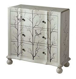 Stein World Furniture Beatrice Chest, Antique White