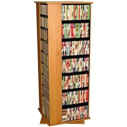 Venture Horizon Revolving Media Tower– Grande 1600 Oak
