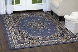 Home Dynamix Premium Sakarya Area Rug by Traditional Persian-Inspired Carpet | Stylish Medallion ...