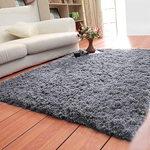 lochas ultra soft indoor area rugs fluffy living room carpets suitable for children bedroom home. Black Bedroom Furniture Sets. Home Design Ideas