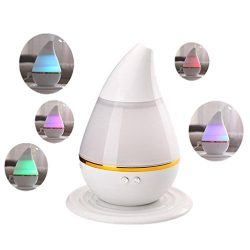 Liping USB 7 Color LED Ultrasonic Air Humidifier Oil Purifier Aroma Diffuser Aromatherapy Night  ...
