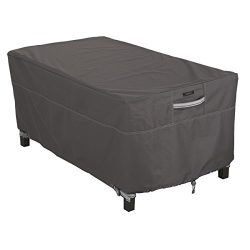 Classic Accessories Ravenna Rectangular Patio Coffee Table Cover – Premium Outdoor Furnitu ...