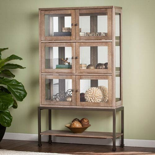 Southern Enterprises Lighted Contemporary Curio