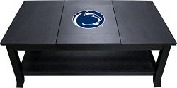 Imperial Officially Licensed NCAA Furniture: Hardwood Coffee Table, Penn State Nittany Lions