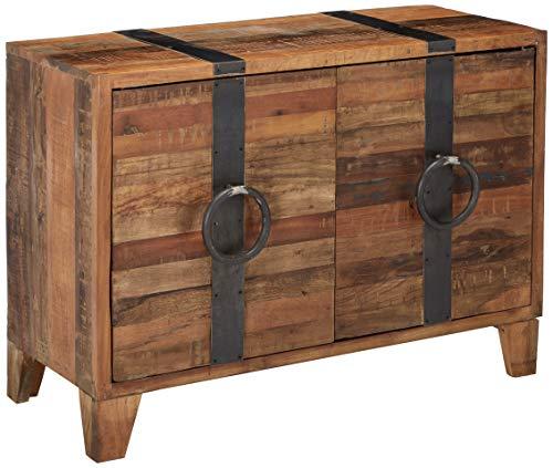 Designe Gallerie 1711-3-659 Vallis Cabinet, Brown