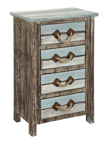 Coast to Coast Islander 4 Drawer Chest