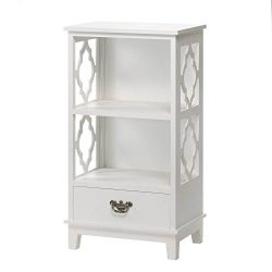Home Locomotion Moroccan Cutwork Cabinet