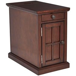 Ball & Cast 1 HSA-5003 End Table, Dark Brown