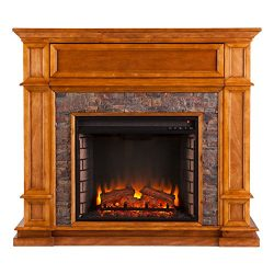Southern Enterprises, Inc. AMZ3339EF Media Electric Fireplace