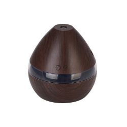 LiPing 300ml Air Humidifier Essential Oil Diffuser Aroma Lamp Electric Night Light, Relaxing Lig ...