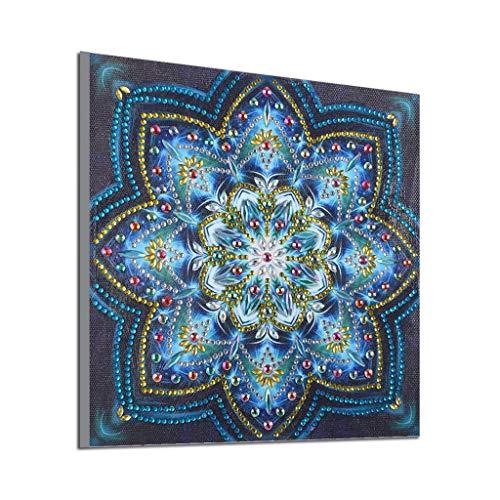 Sinma 5D DIY Diamond Painting Set Decorating Cabinet Table Stickers Crystal Rhinestone Diamond E ...