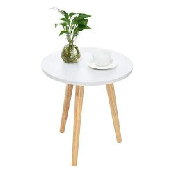 FimKaul Nesting Coffee End Tables Modern Furniture Decor Side Table for Living Room Balcony Home ...