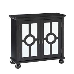 Lexicon H181000 Mullins Accent Cabinet Black