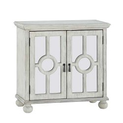 Lexicon H181000 Mullins Accent Cabinet White