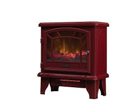 Duraflame Electric DFI-550-38 Infrared Quartz Fireplace Stove Heater, Cinnamon