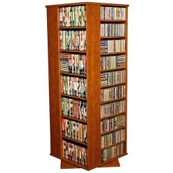 Venture Horizon Revolving Media Tower– Grande 1600 Cherry