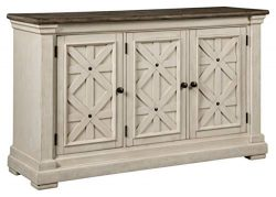 Ashley Furniture Signature Design – Bolanburg Dining Room Server – Vintage Casual &# ...