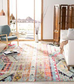 Safavieh MNC222F-4 Monaco area-rugs, 4′ x 5'7″, Multi