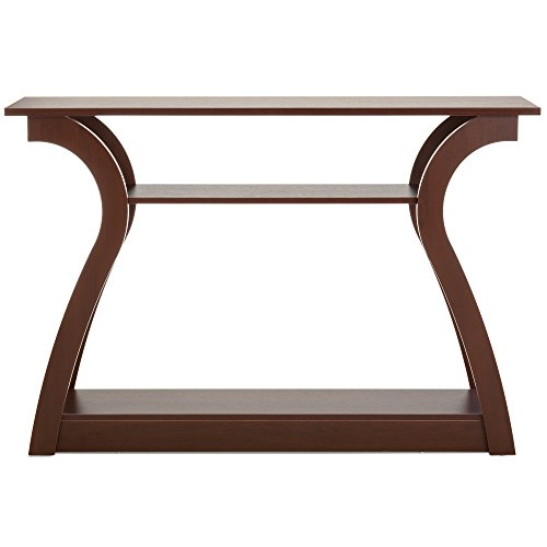 Best Choice Products 47in 3-Shelf Modern Decorative Console Accent Table Furniture for Entryway, ...