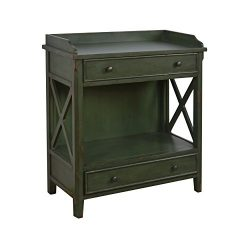 Pulaski DS-D204-015 X-Side Accent Chest