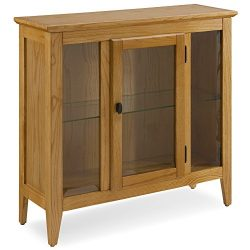 Leick Furniture 10000-DS Cabinet, Desert Sand