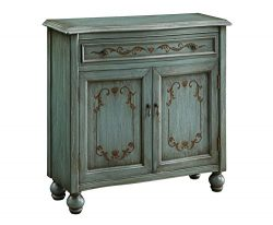 Treasure Trove Accents 16357 Accent Chest, 35″ x 12″ x 34″
