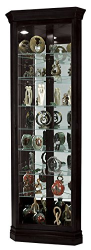Howard Miller 680-487 Duane Curio Cabinet by