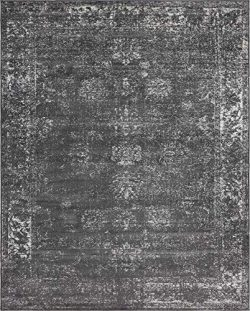 Unique Loom 3134057 Sofia Collection Traditional Vintage Beige Area Rug, 8′ x 10′ Re ...