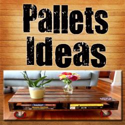 Pallets Ideas
