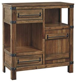 Signature Design by Ashley Roybeck Accent Cabinet, Brown
