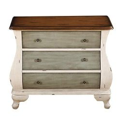 Pulaski Bombe Chest Accents, Multi