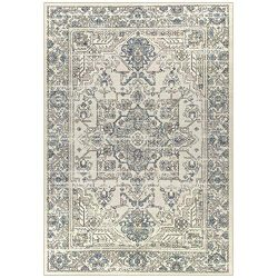 Maples Rugs Distressed Tapestry 7 x 10 Large Rug [Made in USA] for Living Room, Bedroom, and Din ...