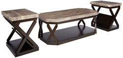 Ashley Furniture Signature Design – Radilyn Occasional Table Set – End Tables and Co ...