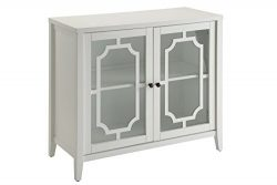 ACME Furniture cabinet, One Size, White