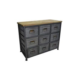 Emerald Home Furnishings Grant 9 Drawer Accent Chest