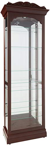 Howard Miller 680-342 Hastings Curio Cabinet