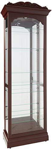 Howard Miller 680-342 Hastings Curio Cabinet